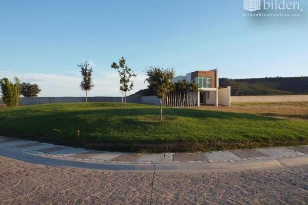 Foto de terreno habitacional en venta en  , san josé de la vinata, durango, durango, 9724293 No. 09