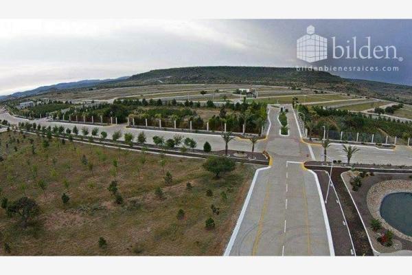 Foto de terreno habitacional en venta en  , san josé de la vinata, durango, durango, 9724293 No. 10