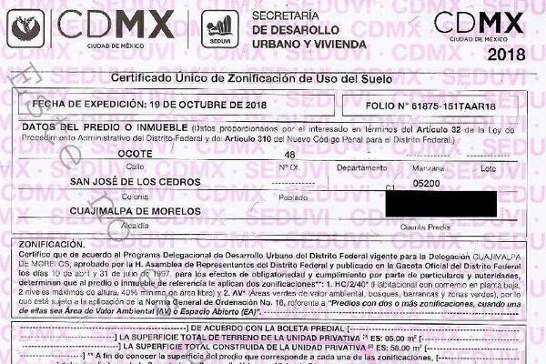 Foto de departamento en venta en  , san josé de los cedros, cuajimalpa de morelos, df / cdmx, 12262947 No. 05