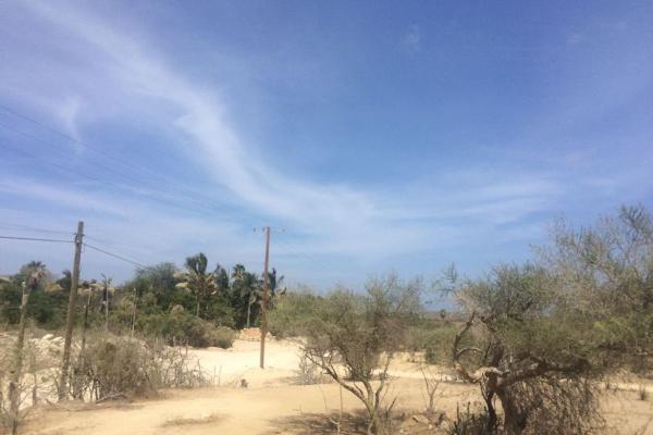 Foto de terreno comercial en venta en  , san josé del cabo centro, los cabos, baja california sur, 2629918 No. 06