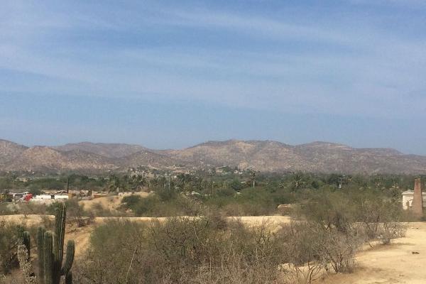 Foto de terreno comercial en venta en  , san josé del cabo centro, los cabos, baja california sur, 2629918 No. 16