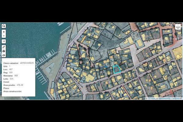 Foto de terreno habitacional en venta en  , san josé del cabo centro, los cabos, baja california sur, 7514430 No. 02