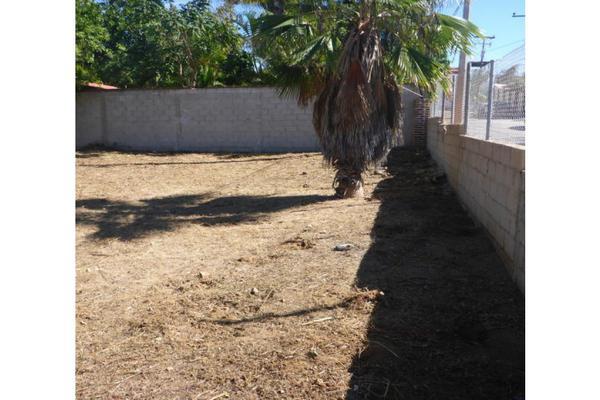 Foto de terreno habitacional en venta en  , san josé del cabo (los cabos), los cabos, baja california sur, 7514430 No. 10