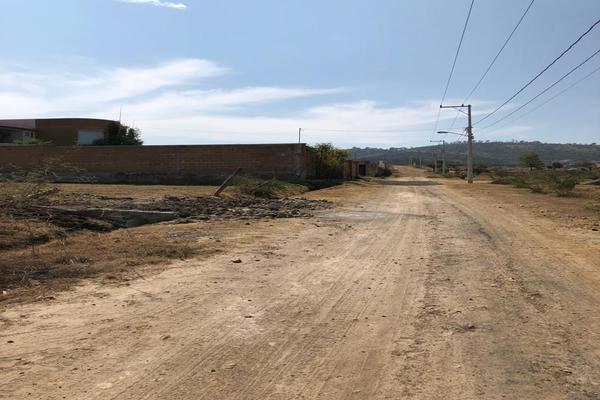 Foto de terreno habitacional en venta en san jose del cerrito , valladolid, morelia, michoacán de ocampo, 18883593 No. 02