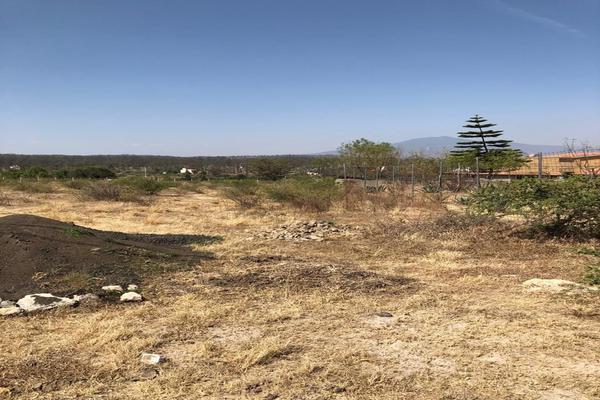 Foto de terreno habitacional en venta en san jose del cerrito , valladolid, morelia, michoacán de ocampo, 18883593 No. 04