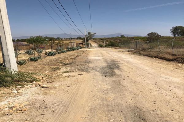 Foto de terreno habitacional en venta en san jose del cerrito , valladolid, morelia, michoacán de ocampo, 18883593 No. 05
