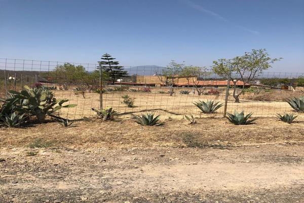 Foto de terreno habitacional en venta en san jose del cerrito , valladolid, morelia, michoacán de ocampo, 18883593 No. 06