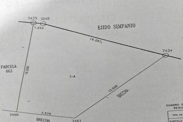 Foto de terreno habitacional en venta en  , san jose del naranjo, morelos, michoacán de ocampo, 5594304 No. 04