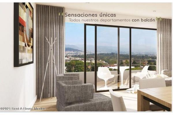 Foto de departamento en venta en  , san josé del olivar, álvaro obregón, df / cdmx, 19434493 No. 02