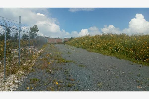 Foto de terreno industrial en venta en san josé el alto 1, san josé el alto, querétaro, querétaro, 5894874 No. 01