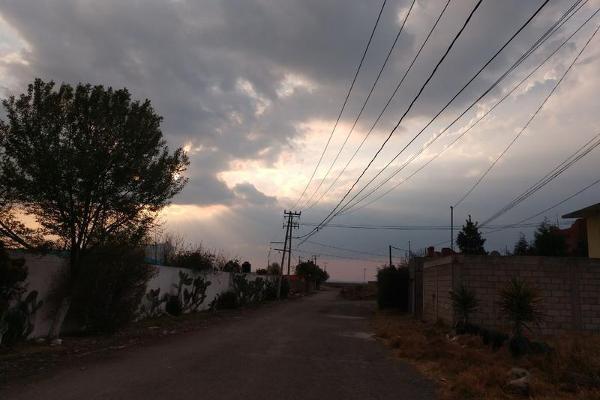 Foto de terreno habitacional en venta en  , san josé el llanito, lerma, méxico, 7913371 No. 03
