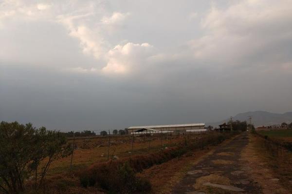 Foto de terreno habitacional en venta en  , san josé el llanito, lerma, méxico, 7913371 No. 04