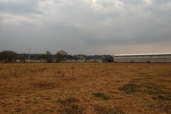 Foto de terreno habitacional en venta en  , san josé el llanito, lerma, méxico, 7913371 No. 06