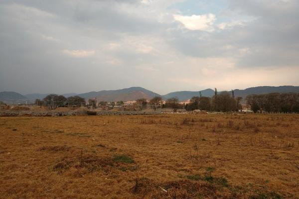 Foto de terreno habitacional en venta en  , san josé el llanito, lerma, méxico, 7913371 No. 07