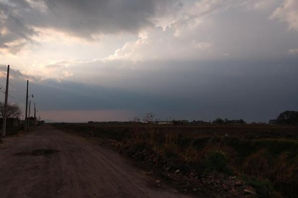 Foto de terreno habitacional en venta en  , san josé el llanito, lerma, méxico, 7913371 No. 08