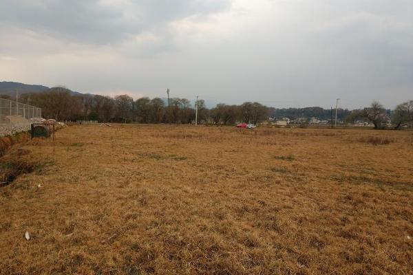 Foto de terreno habitacional en venta en  , san josé el llanito, lerma, méxico, 7913371 No. 09