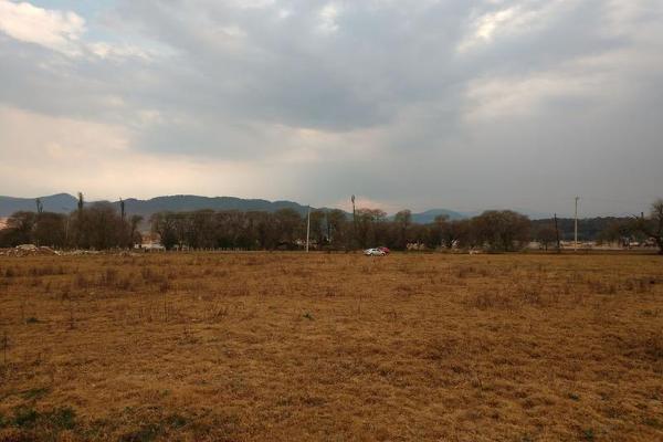 Foto de terreno habitacional en venta en  , san josé el llanito, lerma, méxico, 7913371 No. 11