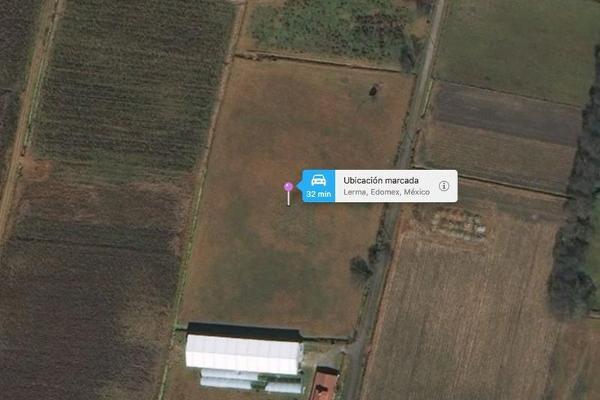 Foto de terreno habitacional en venta en  , san josé el llanito, lerma, méxico, 7913371 No. 15