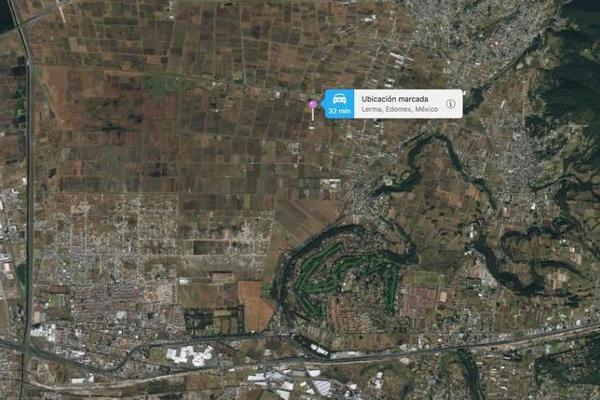 Foto de terreno habitacional en venta en  , san josé el llanito, lerma, méxico, 7913371 No. 16
