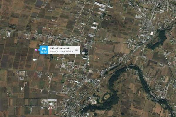 Foto de terreno habitacional en venta en  , san josé el llanito, lerma, méxico, 7913371 No. 18