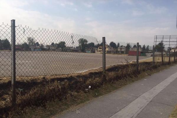 Foto de terreno habitacional en venta en  , san josé guadalupe, toluca, méxico, 7913261 No. 05