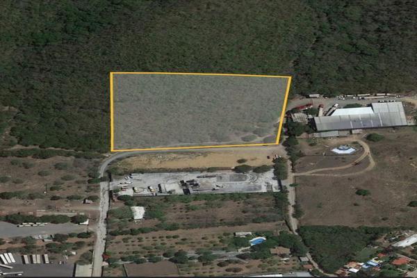 Foto de terreno habitacional en venta en  , san jose sur, santiago, nuevo león, 20133843 No. 01