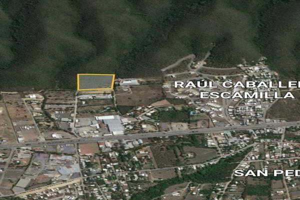 Foto de terreno habitacional en venta en  , san jose sur, santiago, nuevo león, 20133843 No. 02