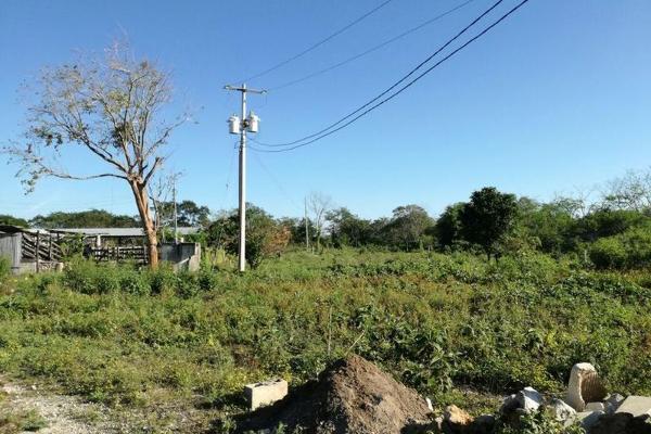Foto de terreno habitacional en venta en  , san josé, tepoztlán, morelos, 7952951 No. 07