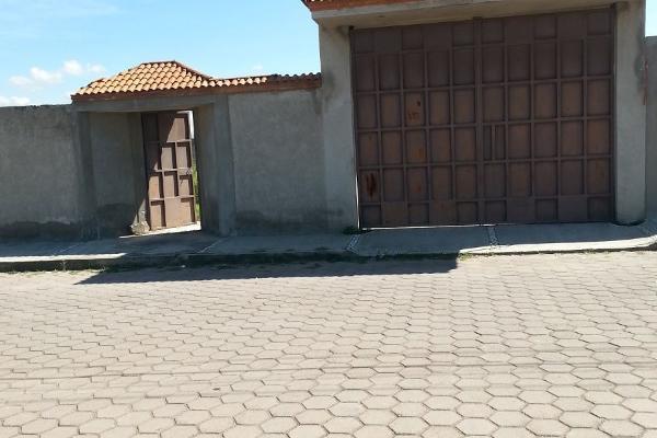 Foto de terreno habitacional en venta en  , san josé tetel, yauhquemehcan, tlaxcala, 6159538 No. 01