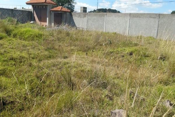 Foto de terreno habitacional en venta en  , san josé tetel, yauhquemehcan, tlaxcala, 6159538 No. 02