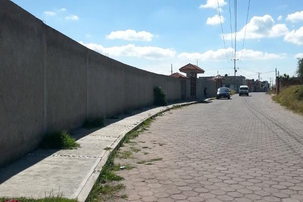 Foto de terreno habitacional en venta en  , san josé tetel, yauhquemehcan, tlaxcala, 6159538 No. 04