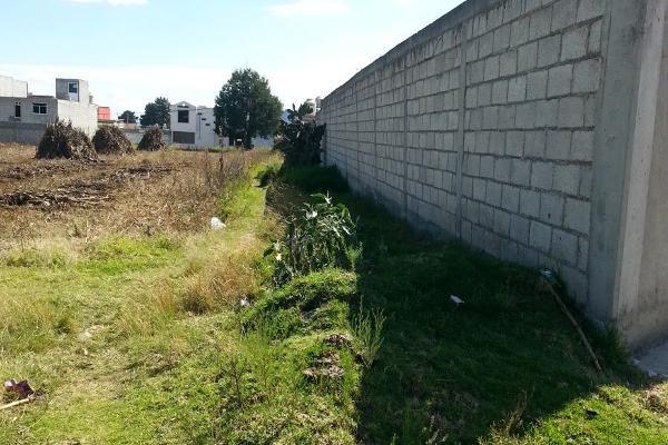 Foto de terreno habitacional en venta en  , san josé tetel, yauhquemehcan, tlaxcala, 6159538 No. 05