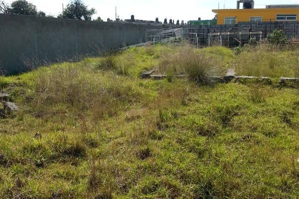 Foto de terreno habitacional en venta en  , san josé tetel, yauhquemehcan, tlaxcala, 6159538 No. 06