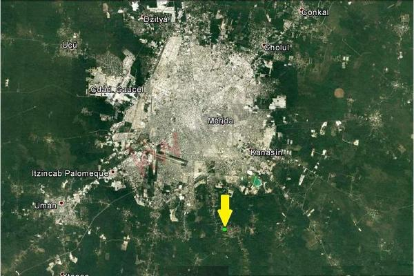 Foto de terreno habitacional en venta en  , san jose tzal, mérida, yucatán, 13328151 No. 03