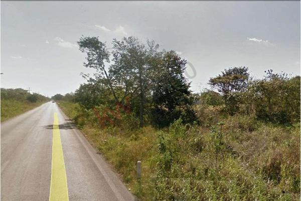 Foto de terreno habitacional en venta en  , san jose tzal, mérida, yucatán, 13328151 No. 07