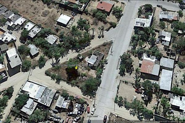Foto de terreno habitacional en venta en  , san josé viejo, los cabos, baja california sur, 7874348 No. 01