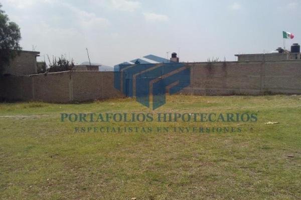 Foto de terreno habitacional en venta en san juan 10, coatepec harinas, coatepec harinas, méxico, 4658526 No. 01