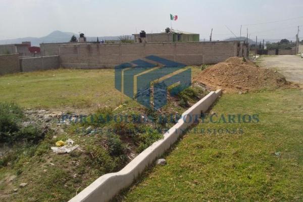 Foto de terreno habitacional en venta en san juan 10, coatepec harinas, coatepec harinas, méxico, 4658526 No. 03
