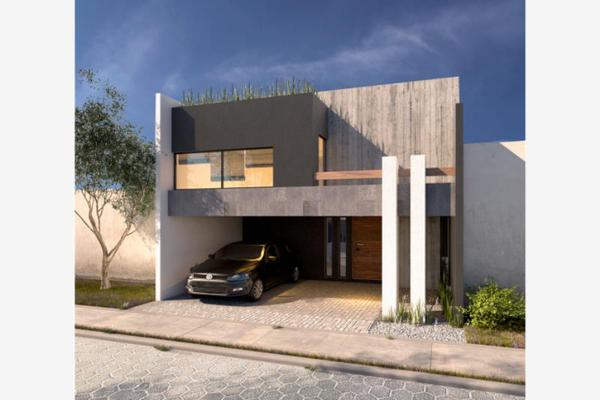 Foto de casa en venta en san juan 5, cholula, san pedro cholula, puebla, 8844606 No. 01