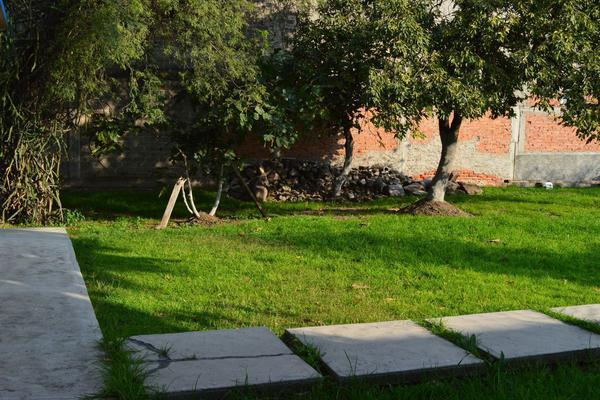 Foto de terreno habitacional en venta en  , san juan alcahuacan, ecatepec de morelos, méxico, 18297320 No. 04