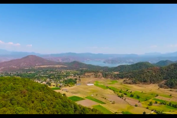 Foto de terreno habitacional en venta en san juan atezcapan , san juan atezcapan, valle de bravo, méxico, 3431680 No. 02