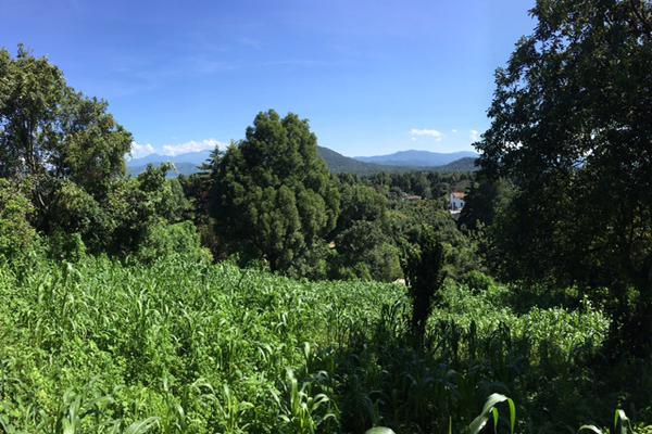 Foto de terreno habitacional en venta en san juan atezcapan , san juan atezcapan, valle de bravo, méxico, 5723613 No. 01