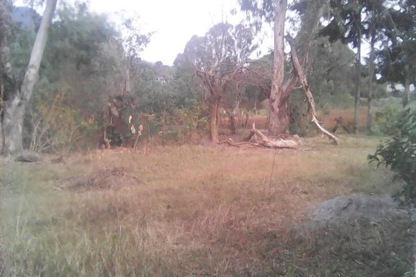 Foto de terreno habitacional en venta en san juan atezcapan , san juan atezcapan, valle de bravo, méxico, 5723763 No. 06