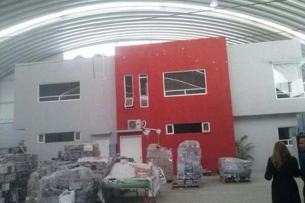 Foto de nave industrial en venta en  , san juan atlamica, cuautitlán izcalli, méxico, 6193622 No. 01