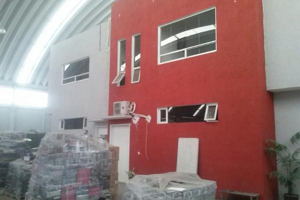 Foto de nave industrial en venta en  , san juan atlamica, cuautitlán izcalli, méxico, 6193622 No. 02