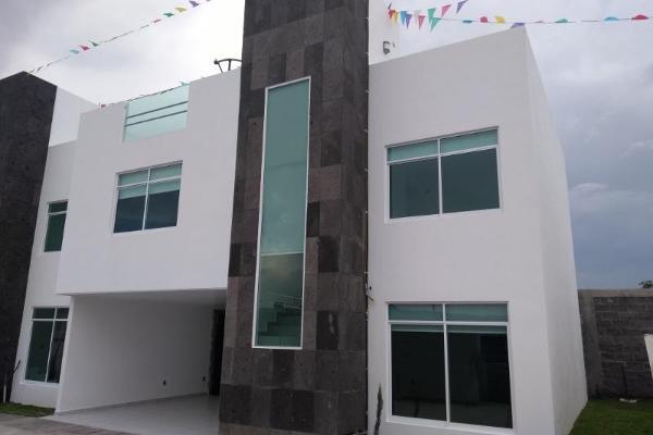 Foto de casa en venta en  , san juan cuautlancingo centro, cuautlancingo, puebla, 5936453 No. 01