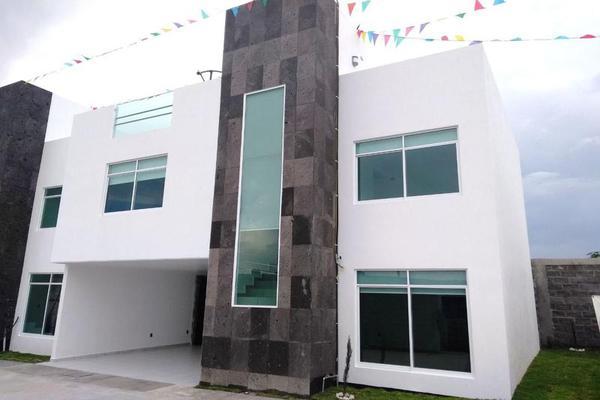 Foto de casa en venta en  , san juan cuautlancingo centro, cuautlancingo, puebla, 8013602 No. 01