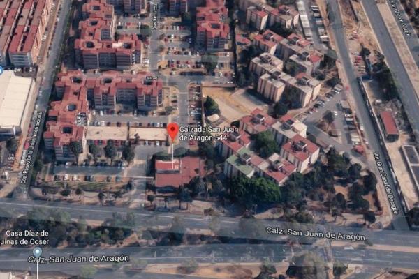Foto de departamento en venta en san juan de aragon 544, ampliación san juan de aragón, gustavo a. madero, df / cdmx, 15601005 No. 03