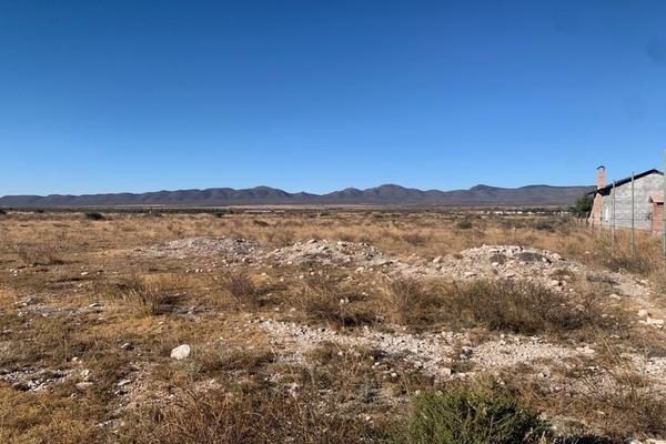 Foto de terreno habitacional en venta en  , san juan de la vaquería, saltillo, coahuila de zaragoza, 19951012 No. 02