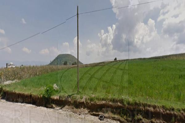 Foto de terreno habitacional en venta en  , san juan de las huertas, zinacantepec, méxico, 8325435 No. 01